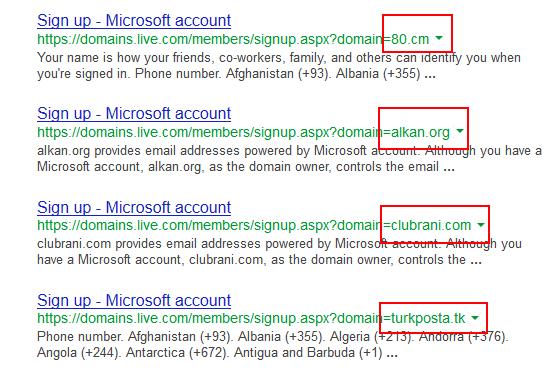 avoir sa propre adress mail