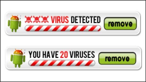 Attention ! Votre ordinateur est infecté