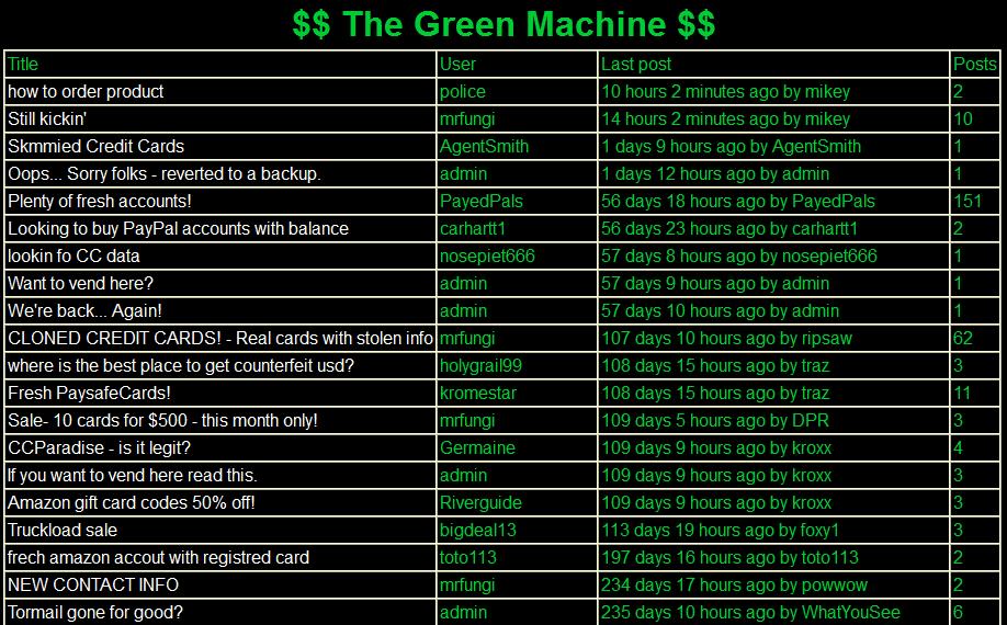 carding greenmachine