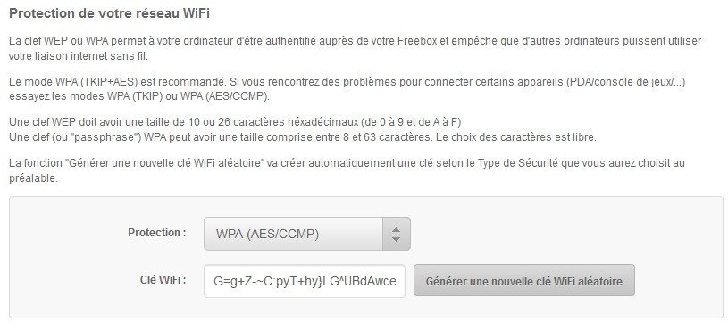 sécuriser son Wi-Fi
