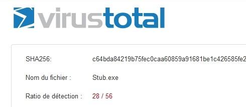 analyse-malware-virustotal
