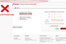 URGENT : Phishing Free Mobile, ne vous faites pas avoir !