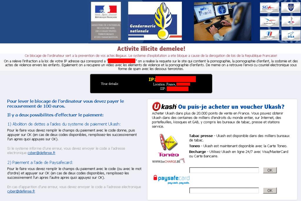 ransomware-gendarmerie