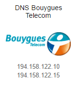 DNS BOUYGUES