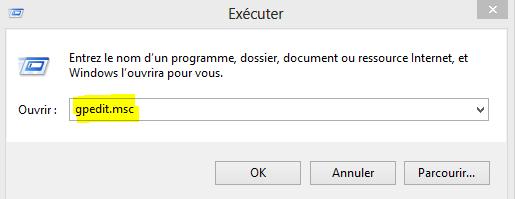 Image 34 gpedit.msc désactivation Windows Defender