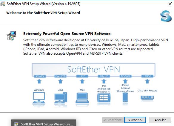 image 4 exécution du fichier install vpngate