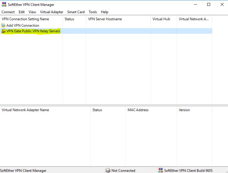 image 6 lancement du client VPN plugin