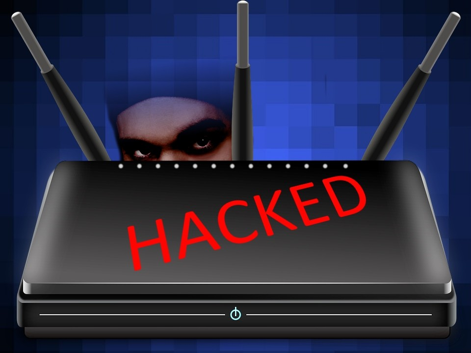 hacker box internet routeur modem