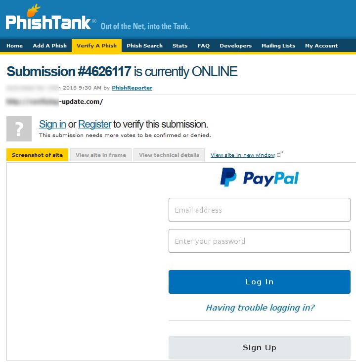 phishingpaypal
