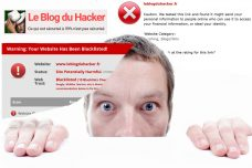LeBlogDuHacker, un site de Phishing ? (une histoire de faux positif)