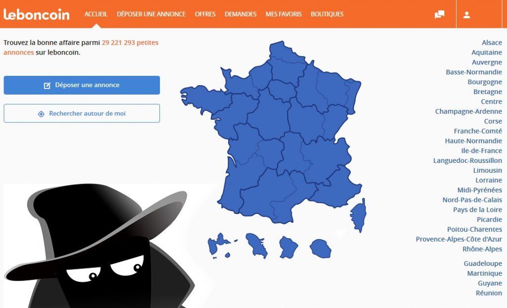 Se Protéger Des Arnaques Sur Leboncoin Le Blog Du Hacker