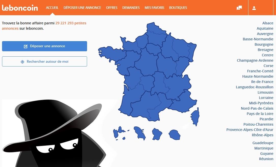 Se Proteger Des Arnaques Sur Leboncoin Le Blog Du Hacker