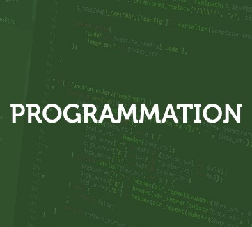 Programmation