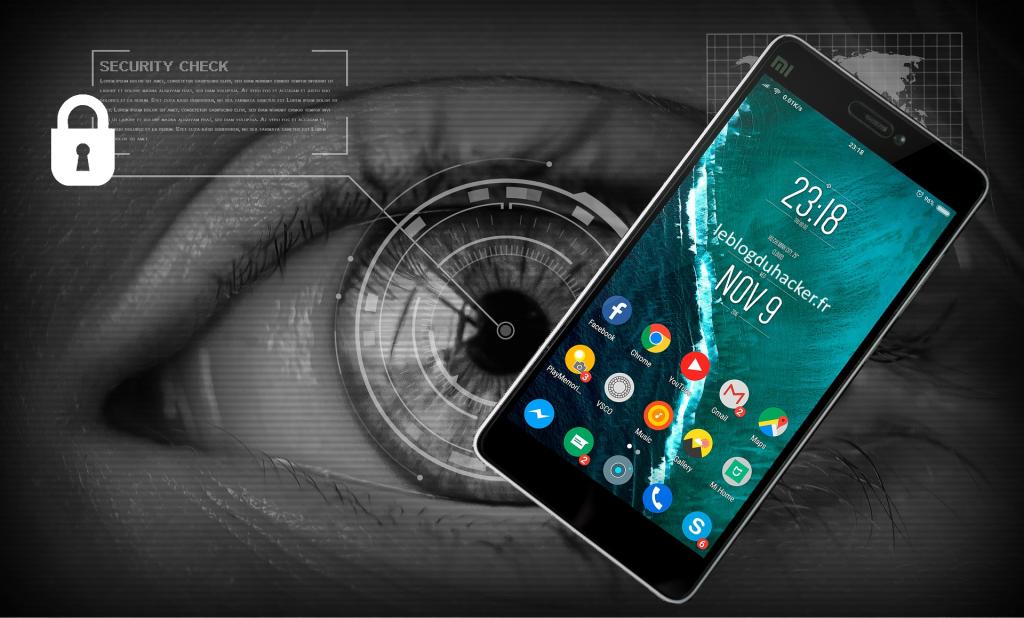 paramètres sécurité android
