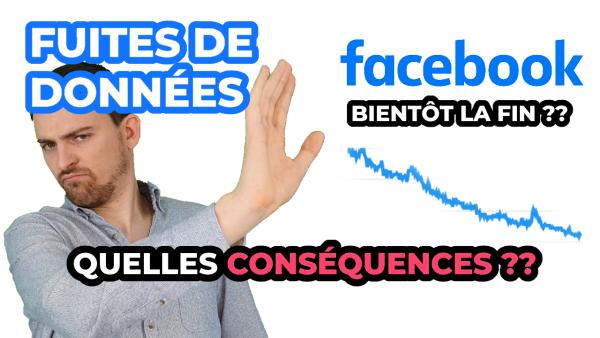 fuite de données facebook