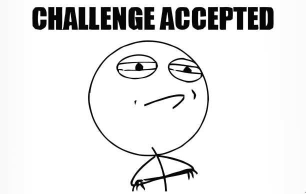 challenge hacking