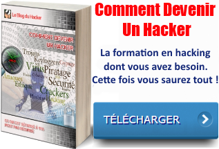 la formation devenir un hacker - hacking ethique